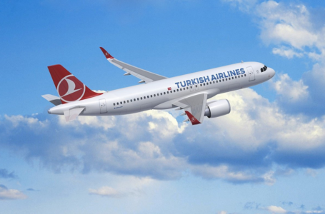 Appreciate World Class International Flights With Turkish Airlines