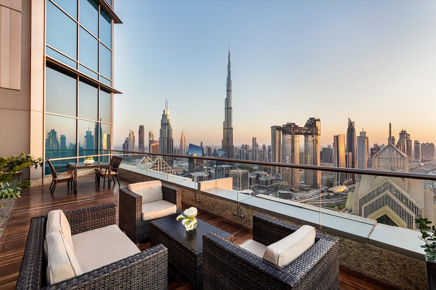 Tracking down the best lodging condos in Dubai