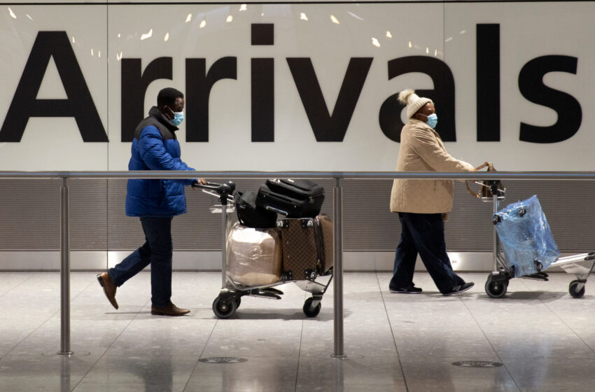 Know More About UK Lifts Quarantine Rules For Vaccinated Travellers